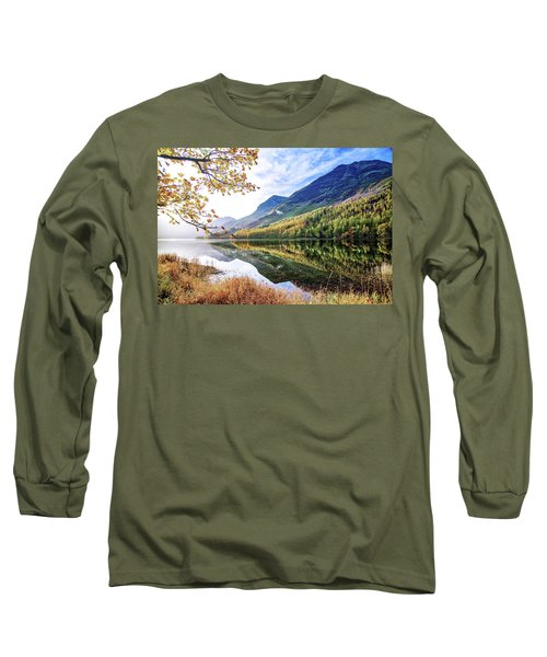 Early Morning Buttermere Long Sleeve T-Shirt