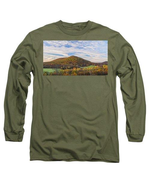 Early Morning Trestle Skies Long Sleeve T-Shirt