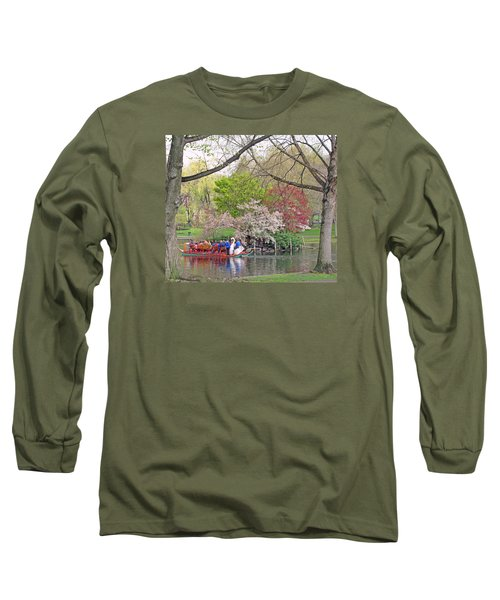 Early Spring Boston Long Sleeve T-Shirt