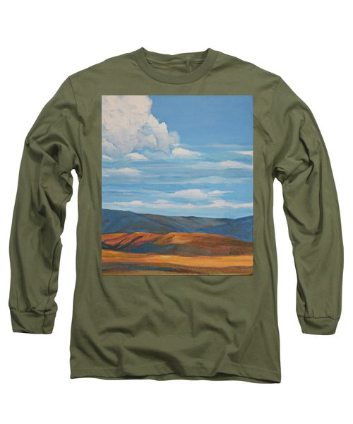 Early Summer Blue Hills Long Sleeve T-Shirt