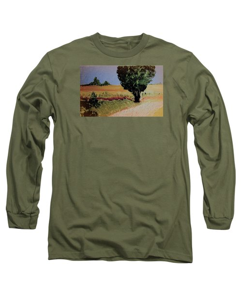 Early Sunday Morning Long Sleeve T-Shirt by Bill OConnor