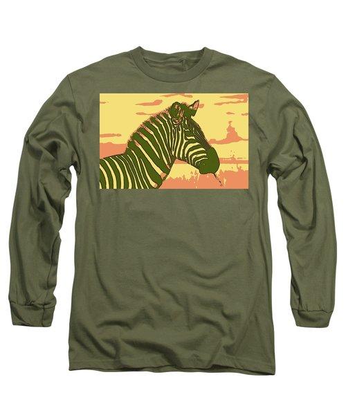 Earned Stripes Long Sleeve T-Shirt