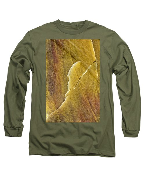 Earth Portrait 001-66 Long Sleeve T-Shirt