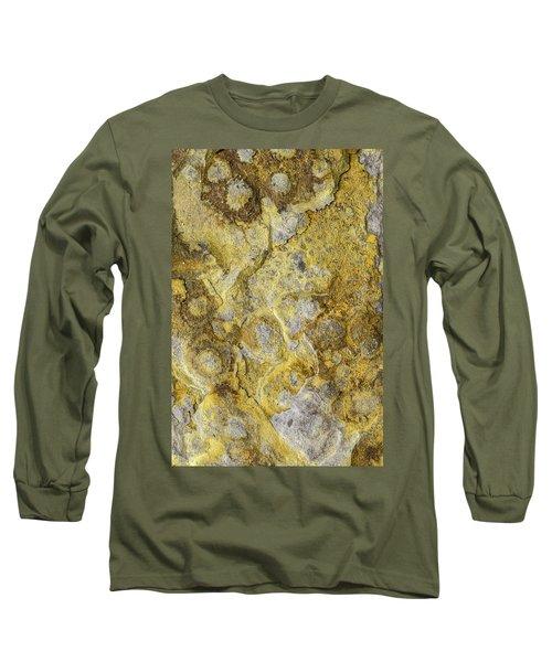 Earth Portrait 013 Long Sleeve T-Shirt