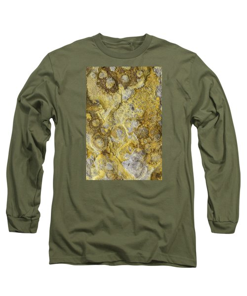 Earth Portrait 013 Long Sleeve T-Shirt