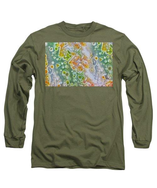 Earth Portrait 277 Long Sleeve T-Shirt