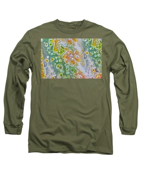 Earth Portrait 277 Long Sleeve T-Shirt