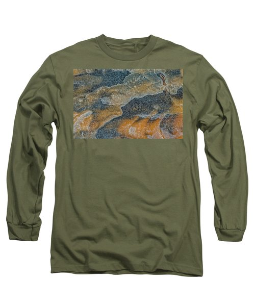 Earth Portrait 283 Long Sleeve T-Shirt