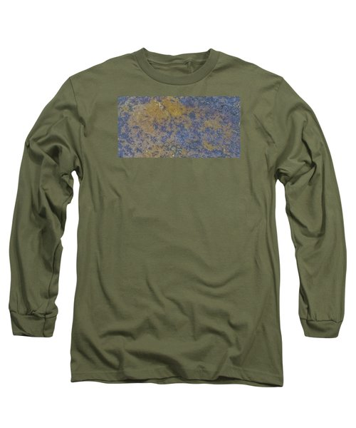 Earth Portrait L 2 Long Sleeve T-Shirt