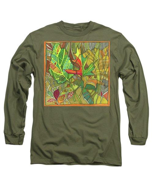 Earth's Expression Long Sleeve T-Shirt