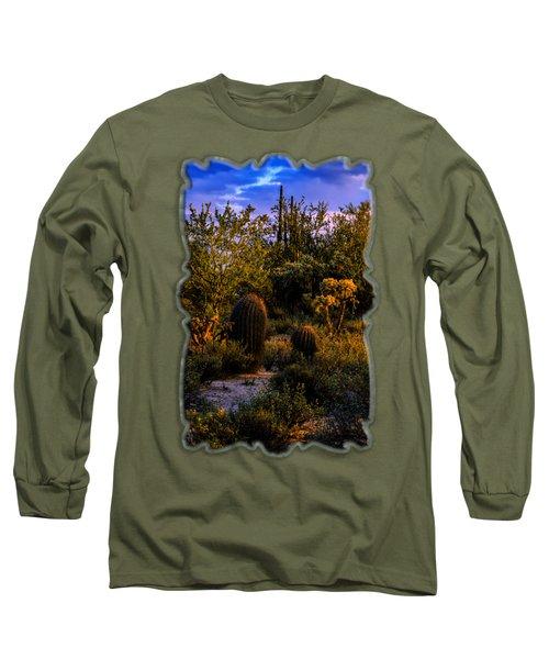 East Of Sunset V40 Long Sleeve T-Shirt