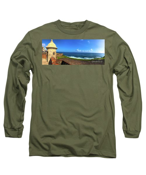 Eastern Caribbean Long Sleeve T-Shirt