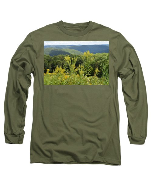 Eastern Summit 3 Long Sleeve T-Shirt