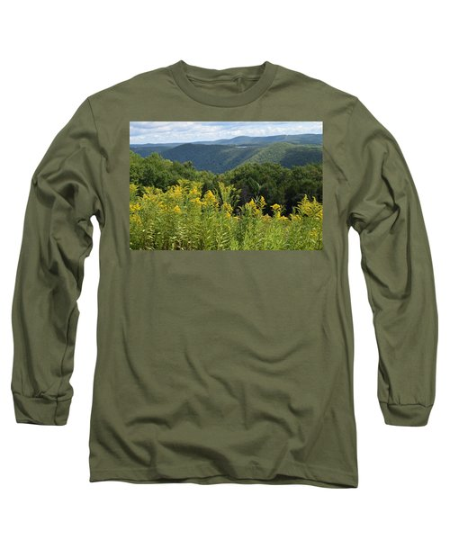 Eastern Summit 4 Long Sleeve T-Shirt