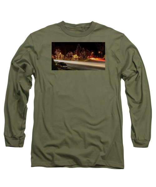 Easthampton Light Trails Long Sleeve T-Shirt