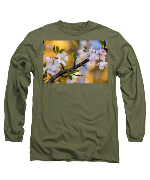Easy Elegance Long Sleeve T-Shirt by John Harding