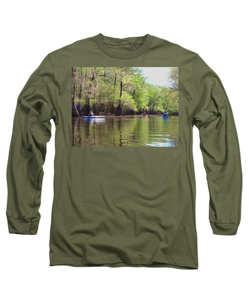 Ebenezer Creek Long Sleeve T-Shirt
