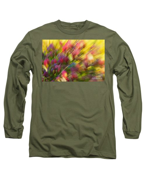 Ecstasy Long Sleeve T-Shirt by Michelle Twohig