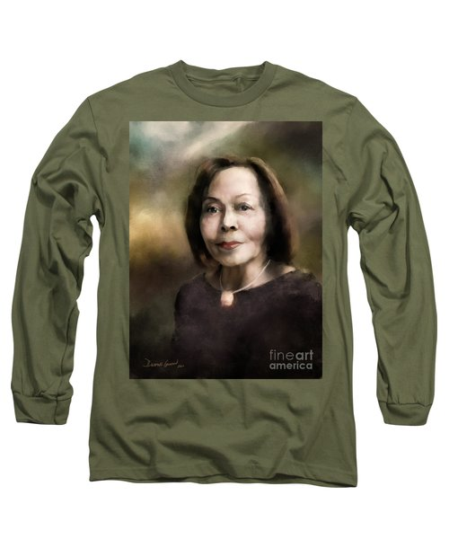 Edith G. Long Sleeve T-Shirt