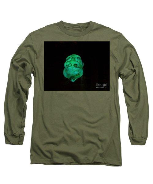 Eerie Apparition Long Sleeve T-Shirt