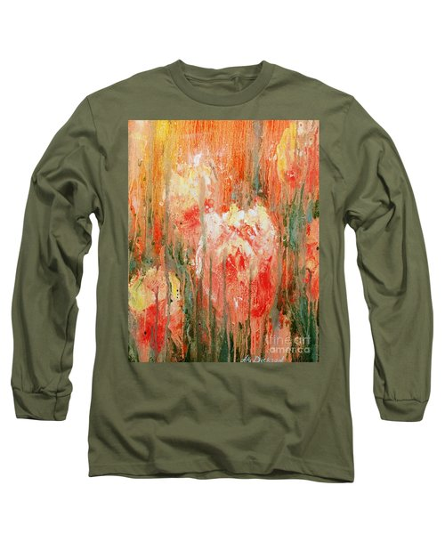 Efflorescence Long Sleeve T-Shirt