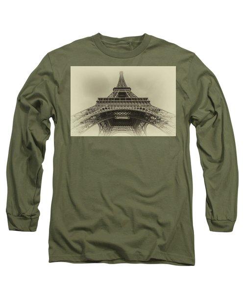 Eiffel Tower 2 Long Sleeve T-Shirt