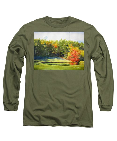 Eighteenth Hole Long Sleeve T-Shirt