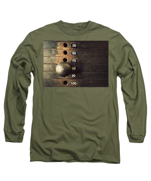 Eighty Long Sleeve T-Shirt by Joseph Skompski