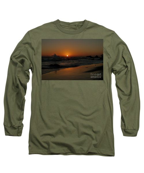 El Matador Sunset Long Sleeve T-Shirt by Ivete Basso Photography