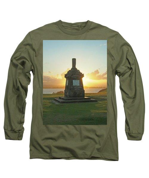 El Morro San Juan Puerto Rico Long Sleeve T-Shirt
