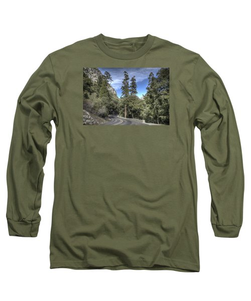 El Portal Long Sleeve T-Shirt