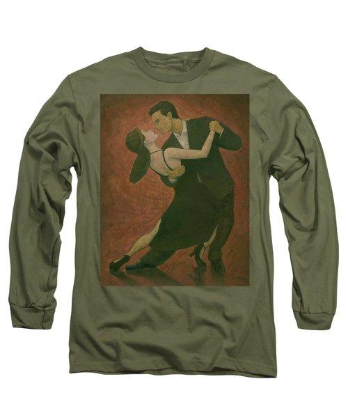 El Tango Long Sleeve T-Shirt