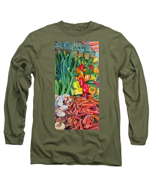 El Valle Market Long Sleeve T-Shirt