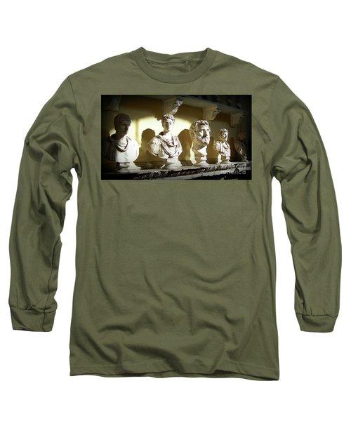 Elder Statesmen Long Sleeve T-Shirt by Susan Lafleur