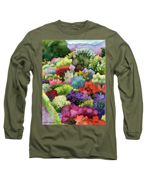 Electric Garden Long Sleeve T-Shirt