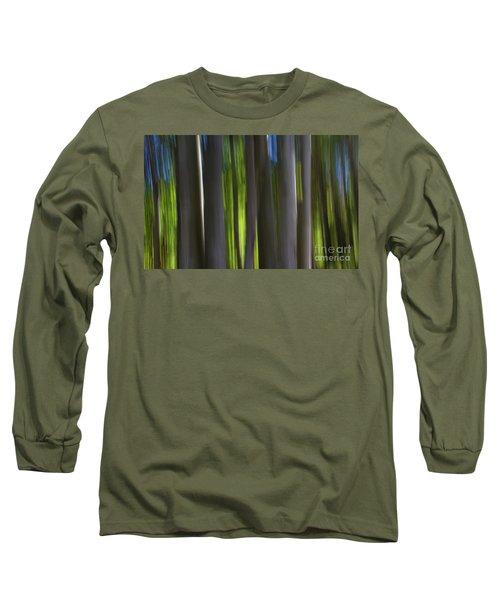 Electric Light  Long Sleeve T-Shirt