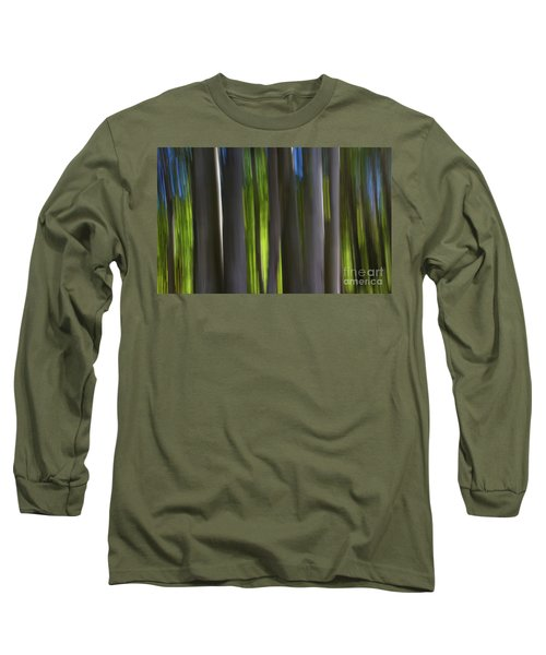 Electric Light  Long Sleeve T-Shirt