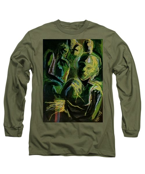 Electricity Long Sleeve T-Shirt