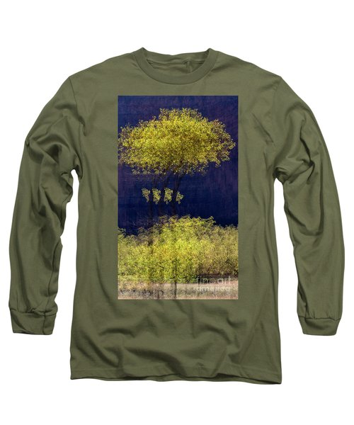 Elegance In The Park Horizontal Adventure Photography By Kaylyn Franks Long Sleeve T-Shirt