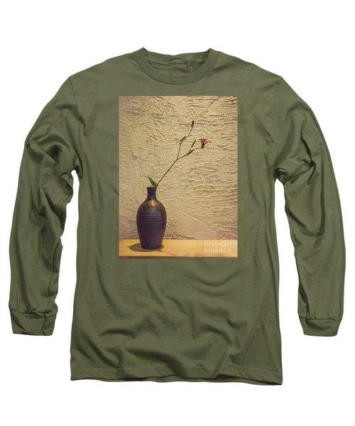 Elegant Still Life Long Sleeve T-Shirt