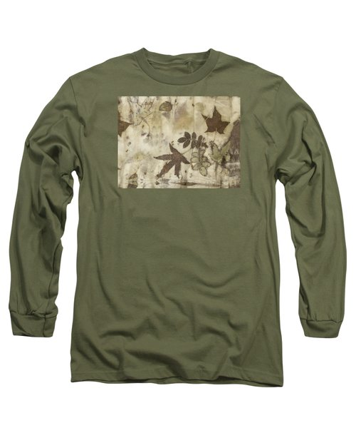 elements of autumn II Long Sleeve T-Shirt by Carolyn Doe