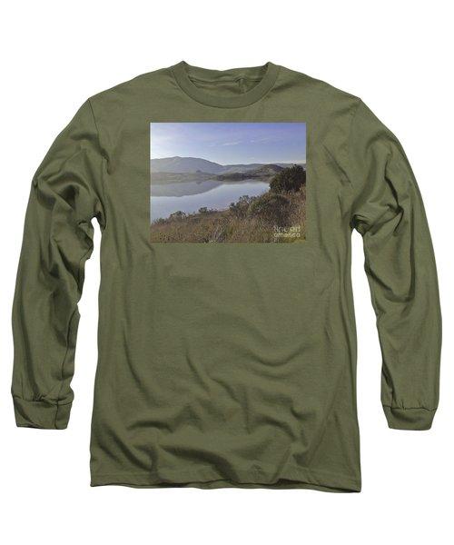 Elephant Hill In Mist Long Sleeve T-Shirt