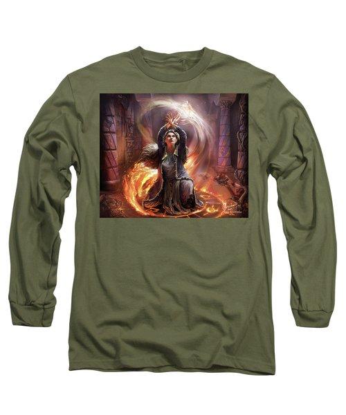 Elf Mage Long Sleeve T-Shirt