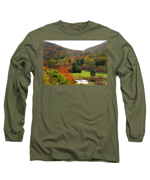 Elk Country Pennsylvania Long Sleeve T-Shirt
