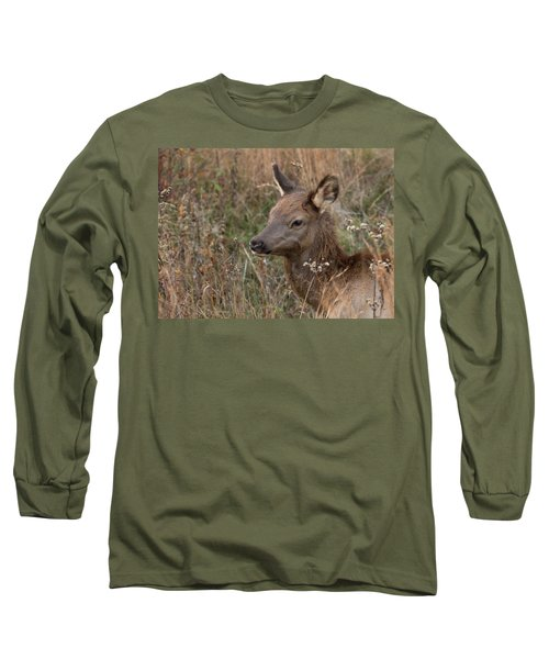 Elk Fawn Long Sleeve T-Shirt