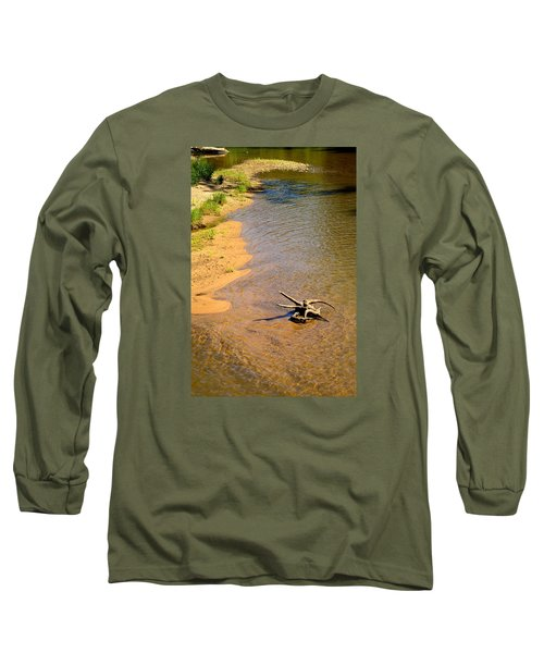 Elk River Driftwood Long Sleeve T-Shirt