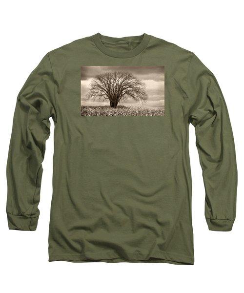Elm Fortress Long Sleeve T-Shirt