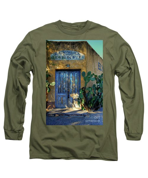Elysian Grove In The Morning Long Sleeve T-Shirt