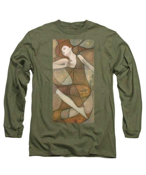 Elysium Long Sleeve T-Shirt by Steve Mitchell