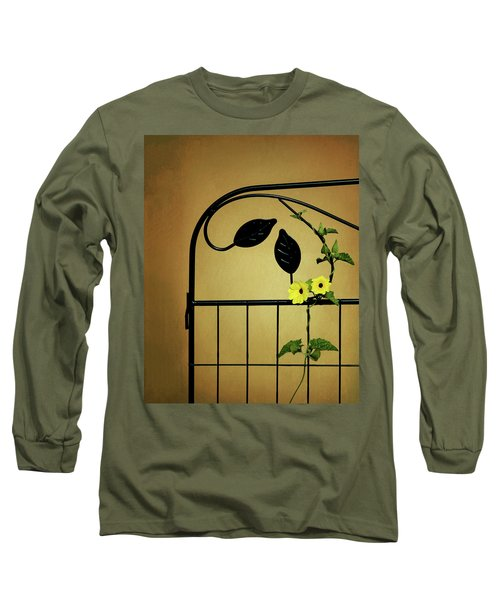 Long Sleeve T-Shirt featuring the photograph Embrace by Tom Mc Nemar